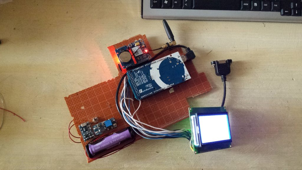Weather Station with Arduino - Michele Ardito
